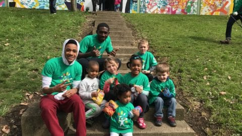 Employees, family and friends make Comcast Cares Day a success in Western PA region