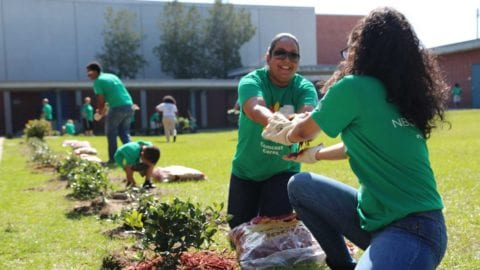 Loud & Proud to be Part of Comcast Cares Day