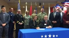Comcast NBCUniversal receives Secretary of Defense Freedom Award