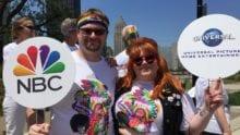 Comcast rises up and celebrates Pride