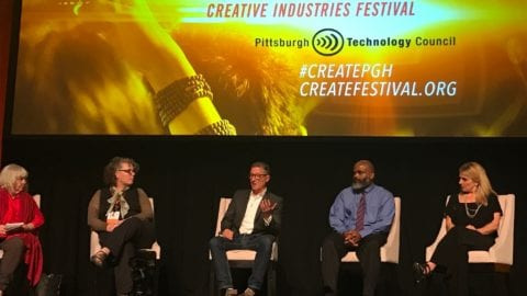 Comcast supports Pittsburgh Technology Council's CREATE Festival
