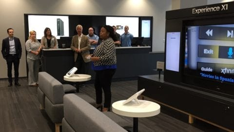 Comcast opens new Xfinity Store at The Pointe at North Fayette