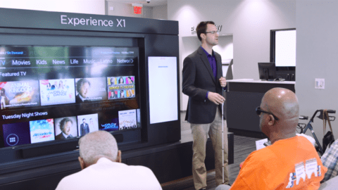 Enriching the customer experience for people with disabilities