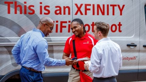 Comcast providing more than 190 Xfinity outdoor WiFi hotspots in the Alle-Kiski Valley