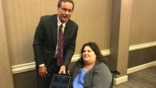 Comcast named 2017 winner, Pennsylvania Council of the Blind Corporate Service Award