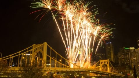 Pittsburgh Downtown Partnership announces packed schedule of festivities for Comcast Light Up Night®