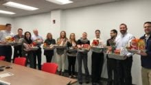 Comcast's employee resource groups celebrate Thanksgiving by giving back