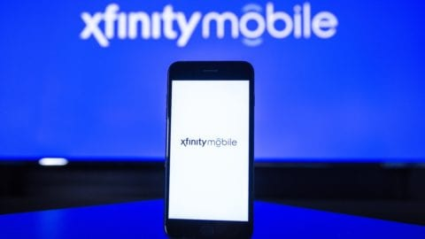 Xfinity Mobile Phone Finder helps customers find their lost mobile phone using the X1 Voice Remote