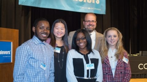 Comcast NBCUniversal awards $8,000 in scholarships to eight West Virginia high school seniors