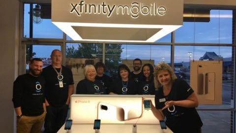 Explore your next career move with Comcast