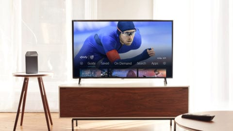 Comcast unveils unparalleled Winter Olympics viewing experience for Xfinity TV customers across platforms