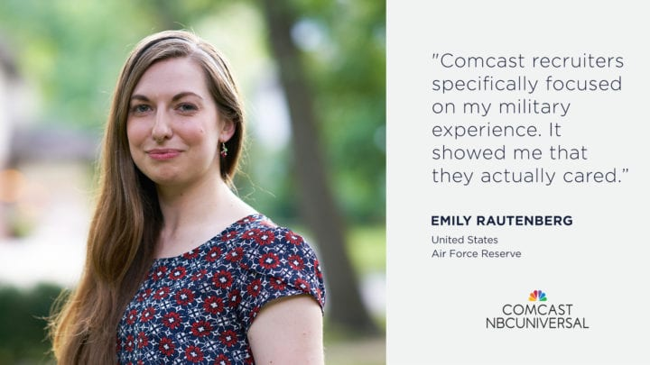 Meet Comcast Recruiters at Our Military Mixer in Pittsburgh