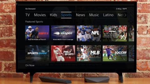 Comcast and ESPN Launch ESPN3, ACC Network Extra and SEC Network + on Xfinity X1