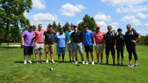 Young Professional Network's Golf Event Raises $3,300 for BBBS and United Way