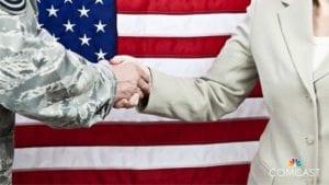 Comcast Celebrates Military Appreciation Month
