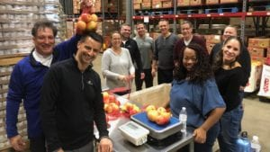 Comcasters Making The Season Brighter For Families In Need