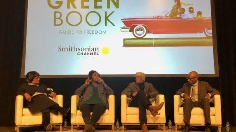 Green Book panal