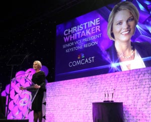 Comcasters Honored by Multichannel News and Pittsburgh Business Times