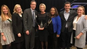 Christine Whitaker Honored With Outstanding CEO and Top Executive Award