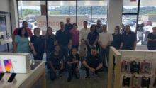 The Fox Chapel Xfinity Store team.