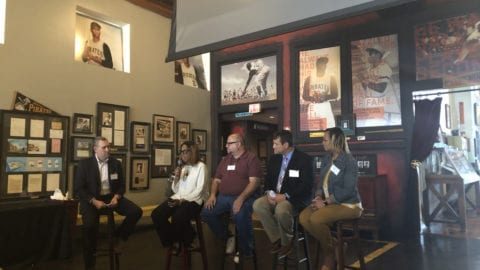 The 2019 Military Challenge Grant Event at the Roberto Clemente Museum in Pittsburgh