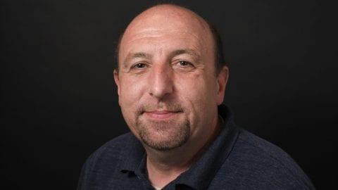 Headshot of Employee, James O'Mahony